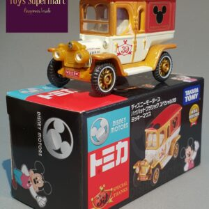 Tomica – Mickey Mouse Hi-Hat Classic Special Thanks 39 (Tomica Shop Exclusive)
