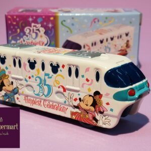 TOMICA – Tokyo Disneyland Resort 35th Celebration Grand Finale Set