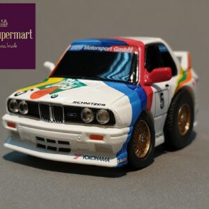 TinyQ – BMW M3 E30 Mr. Juice