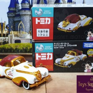 Tomica – Special Thanks 39 Mickey Dream Star III (Tomica Shop Exclusive)