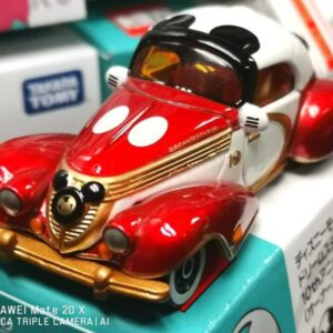 Tomica – Disney Motors 10th Anniversary Mickey Mouse Dream Star 3 (Japan 7-11 Exclusive)