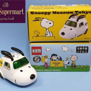 Tomica – Snoopy Museum Snoopy Car
