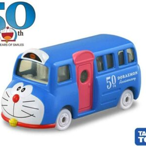 Tomica – Doraemon 50th Anniversary Wrapping Bus