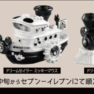 Tomica – Tomica – 2020 Mickey Mouse Birthday Edition Set (Dream Sailor & Dream Journey)