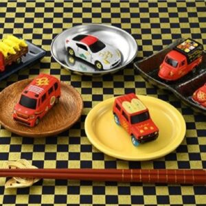 Tomica – 2021 Japan New Year Wan Fu (万福) Vehicles Set