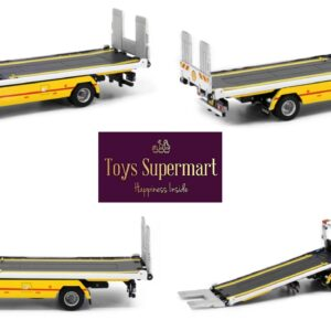 Tiny – Shell Flatbed Tow Truck