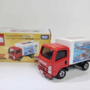 Tomica – 50th Anniversary Isuzu Elf Delivery Truck