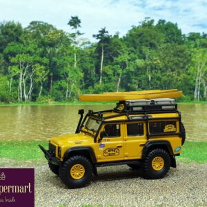 Master – Land Rover Defender Camel Trophy with Canoe Accessories Pack